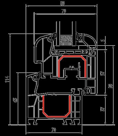 specifiche-tecniche-ideal-4000-round-line-anta-dritta
